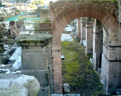 Tito's Arch - ROME, Italy