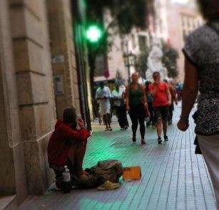 [ BARCELONA (Rambla), Catalonia, Spain ]
